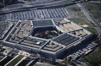 Pentagon in de VS