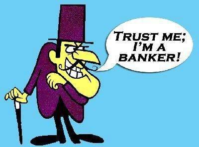 banken, ondernemers, einde contant geld