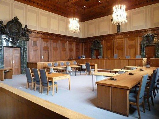 Nuremburg Trial Courthouse (Neurenberg) - 2021 Alles wat u moet weten  VOORDAT je gaat - Tripadvisor