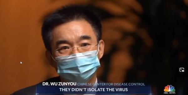 coronavirus bestaat niet