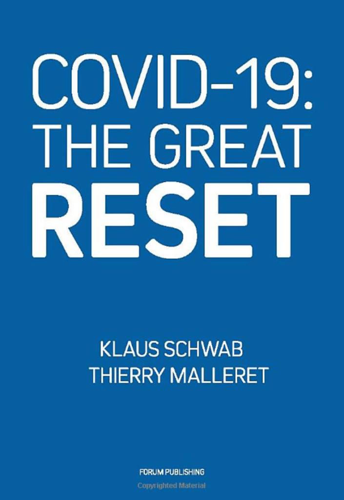 De waarheid over de great reset